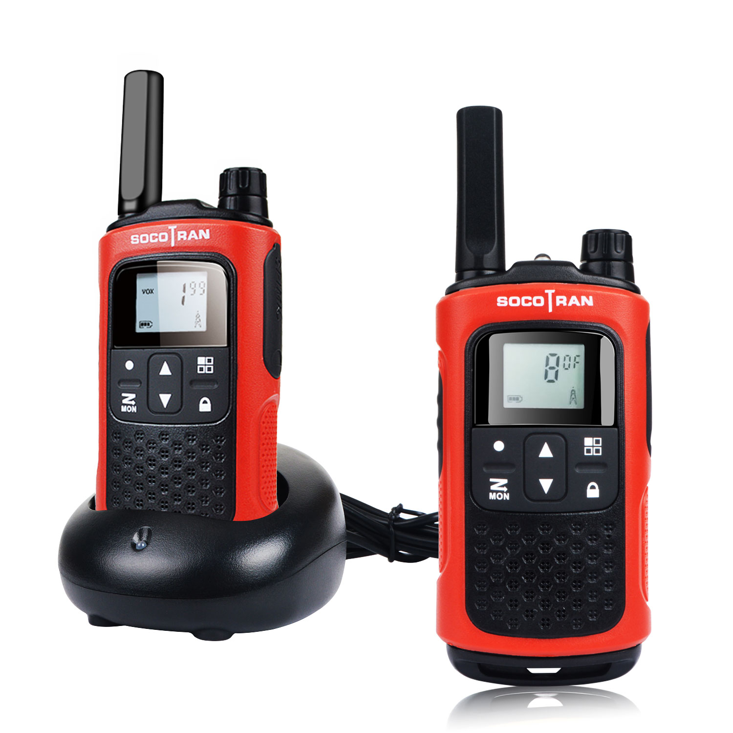 Фото - PMR 446 License-free walkie talkies for adults rechargeable Scocotran 2 Way Radio 8 Channels Scan VOX Ham Radio Portable pascal pagani ultra wideband radio propagation channels