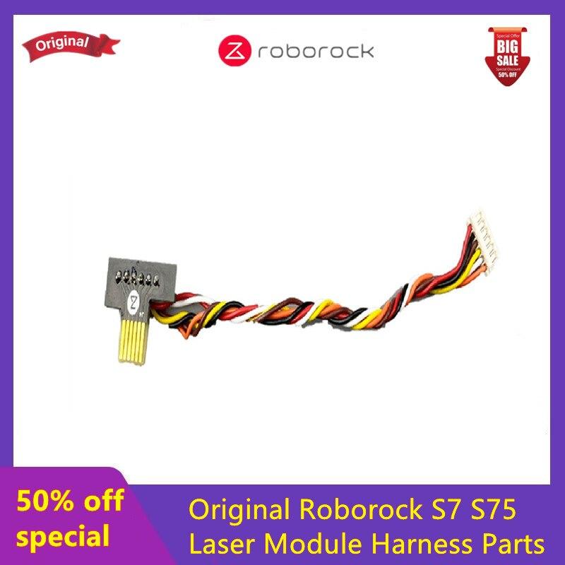 العلامة التجارية الجديدة 100% الأصلي Roborock S7 S75 نموذج الليزر وحدة الأسلاك تسخير إكسسوارات قطع غيار