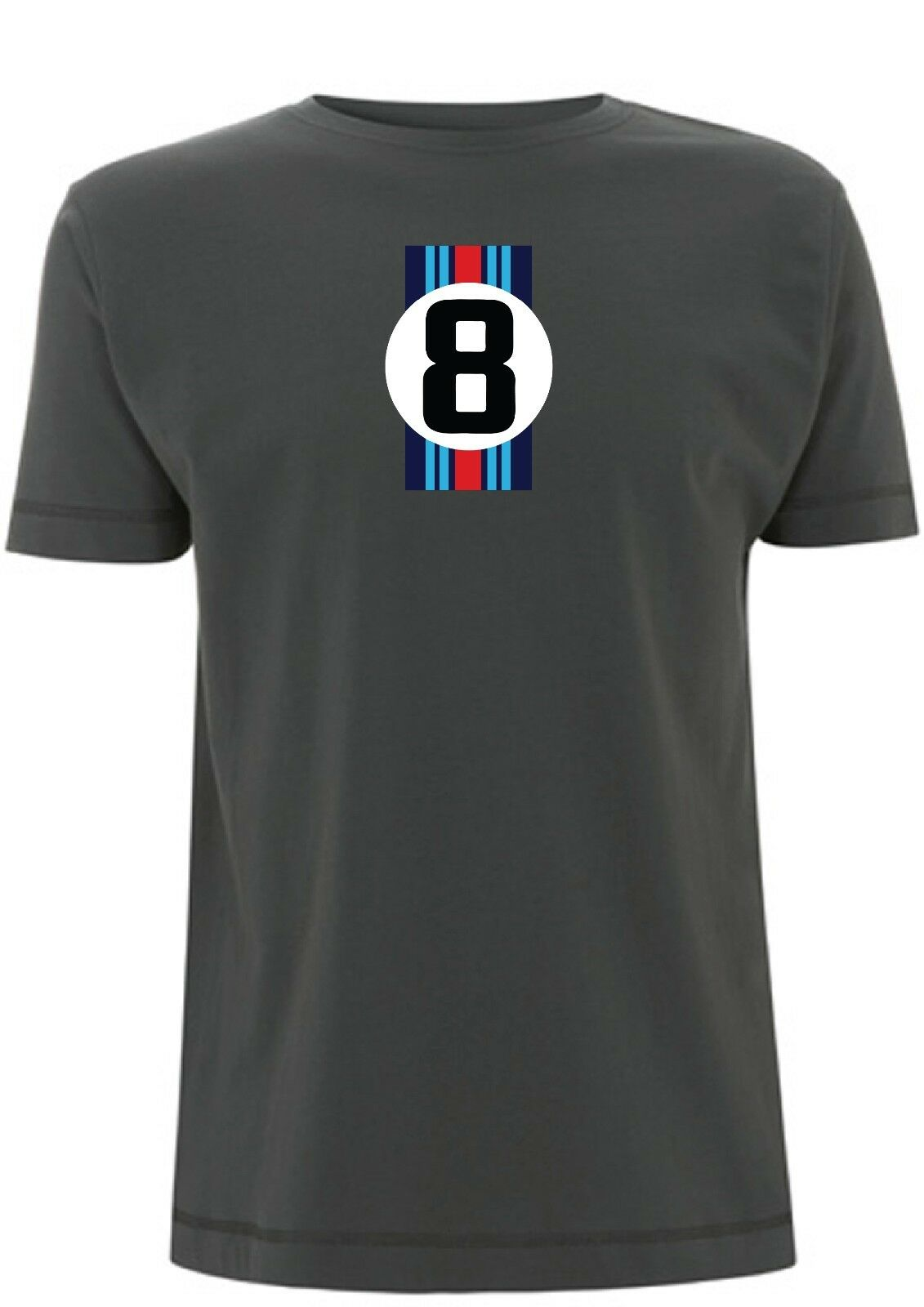 Targa Florio T Shirt Martini Racing inspired Motorsport 911 RSR 1973 winner no 8
