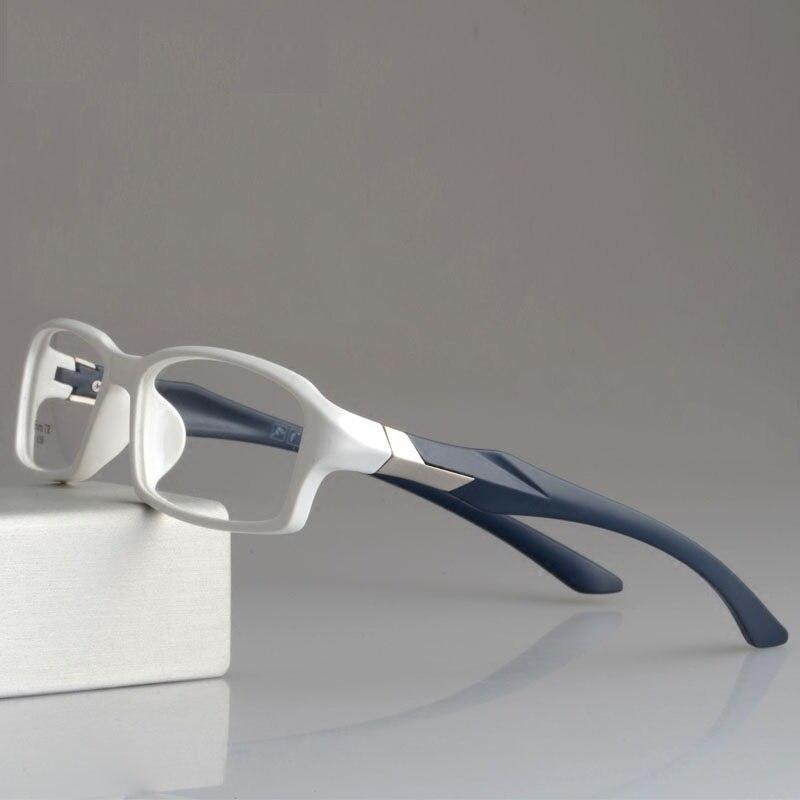 Vazrobe esportes dos homens óculos quadro masculino tr90 óculos quadros feminino ultra leve prescrição óculos miopia diopter óptico
