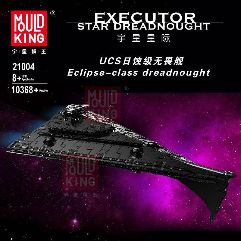 ultimate-anniversary-star-giocattoli-per-bambini-wars-ucs-eclipse-class-dreadndovrebbe-destroyer-modello-building-blocks-mattoni-star-war-compatibile