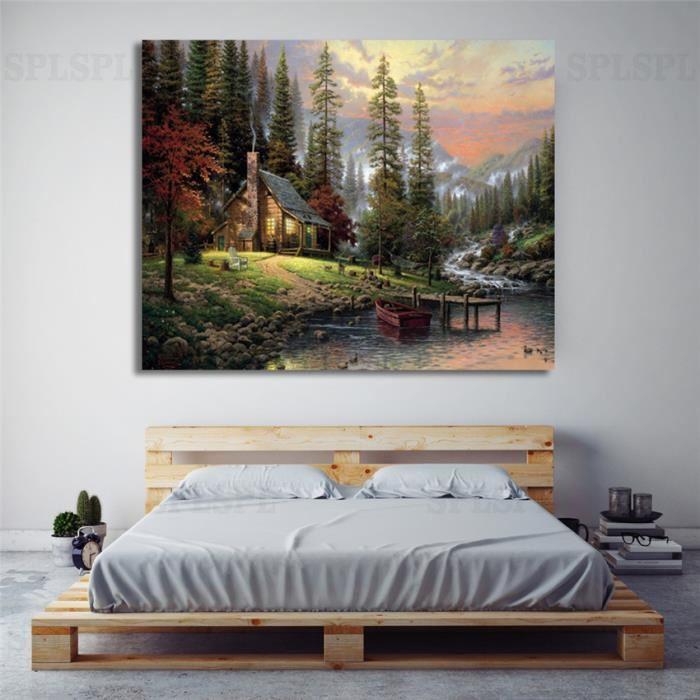 Pintura al óleo por números para decoración del hogar, pintura al óleo...
