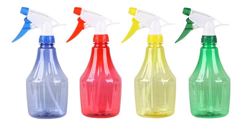 Садовый распылитель, садовый инструмент, 550 мл, ручной инструмент, пневматический распылитель воды, пластиковая бутылка с распылителем, чет...