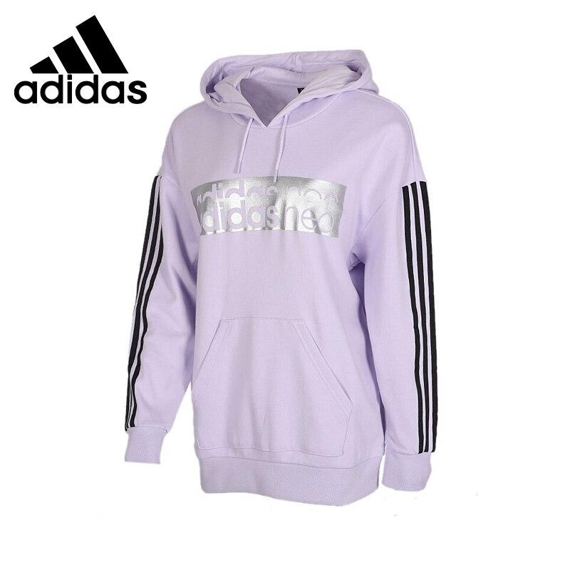 ¡Novedad! Sudadera deportiva con capucha para mujer Adidas NEO W SS DM