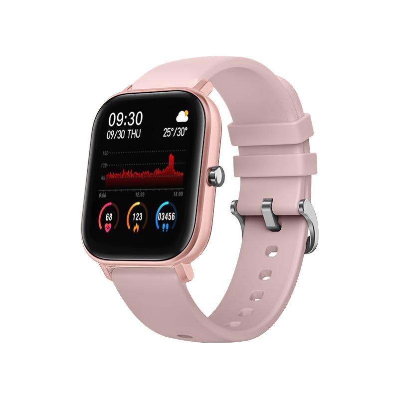 """P9 Women Bluetooth Watches IP67 Waterproof 1.54"""" HD Screen Fitness Tracker Heart Rate Monitor Smart Bracelet Men's Smartwatch"""
