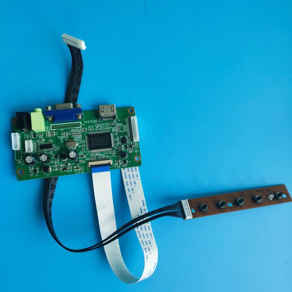 ل N156HCA-EBB سائق LED عدة VGA LCD EDP 15.6