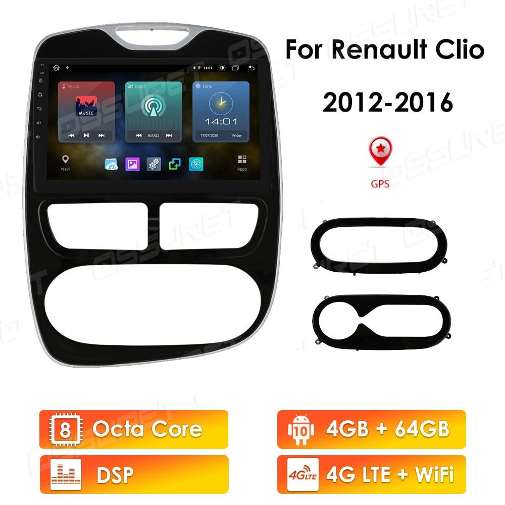 Android 10 DSP CarPlay Auto Radio Multimedia reproductor de Video estéreo para...
