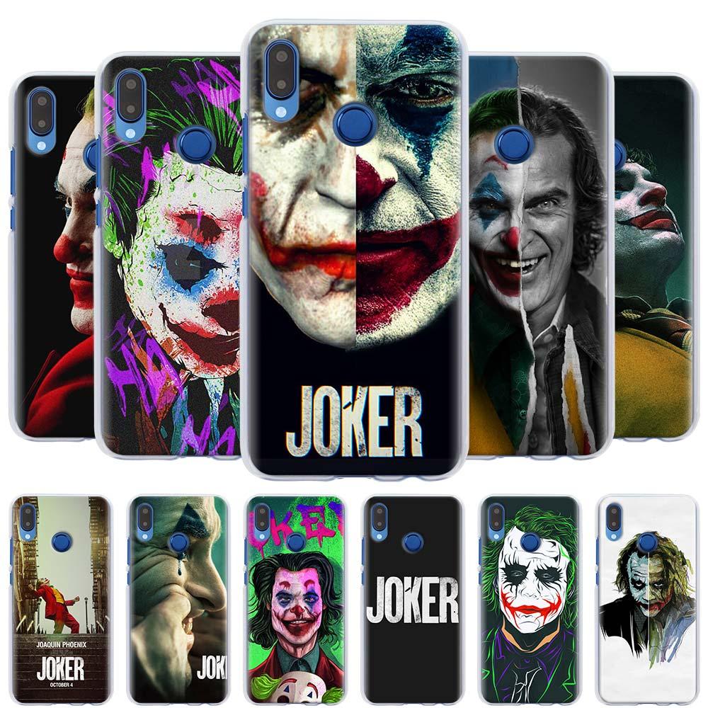 Joker Joaquin Phoenix película cubierta de la caja para Huawei Y5p Y6p Y7p Y8p Y8s Y9s Y6 Y7 Y9 Honor 10i 10 Lite 20 Pro 9A 8S 9C cubierta