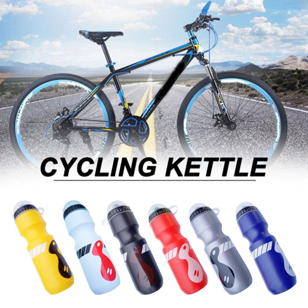 750ML Water Bottle for Bike Mountain Bicycle Water Bottle Outdoor Cycling Sports Squeeze Water Bottl