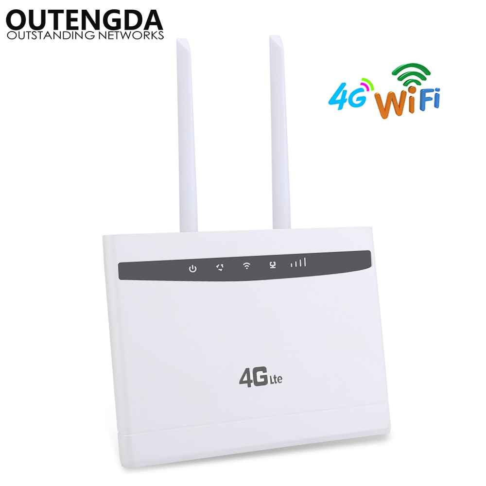 4g wifi roteador 300 mbps sem fio wi fi movel cat4 lte 3g 4g cpe roteador ate 32