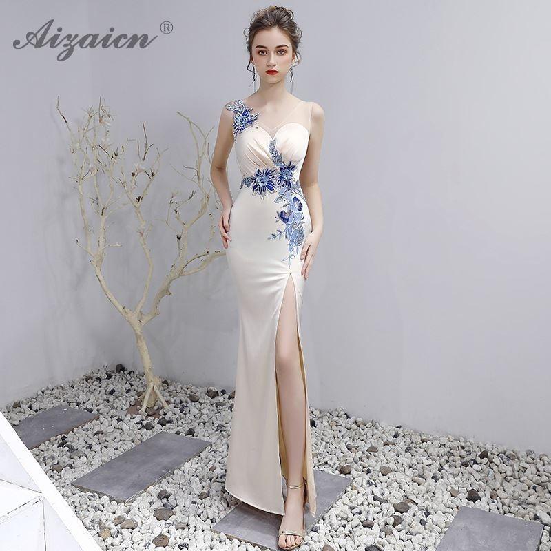 Summer Elegant Slim Cheongsam China Modern Sexy Qi Pao Women Oriental Style Evening Dress Qipao Promotion Chinese Robe Orientale
