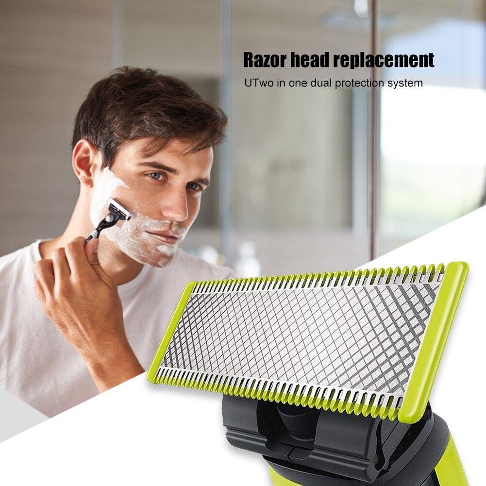 Barbeador para Homem Cabeça de Barbear Acessórios para Philips Segurança Navalha Substituição Razor – Qp50 Qp2520 Qp2523 Qp2527 Qp210