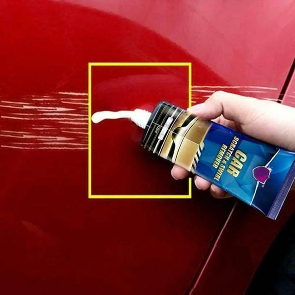 New Car Scratch Remover Repair Paint Care Tool Auto Swirl Remover Scratches Repair Polishing Wax Auto Product Car Accessories