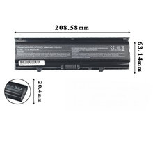 Tamaño Original batería para Dell YM5H6 YPY0T 0YPY0T 4J99J FMHC1/10 M4RNN P07G/001/002/003 04J99J 0FMHC1 ordenador portátil batería