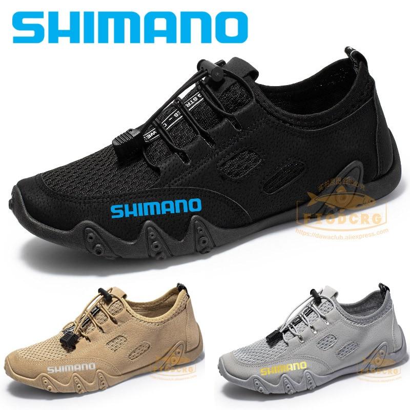 2021 New Shimano Cycling Shoes Outdoor MTB Cycling Shoes Breathable SHIMANO Fishing Shoes  Hiking Non-slip Shoes Sheepskin Shoes