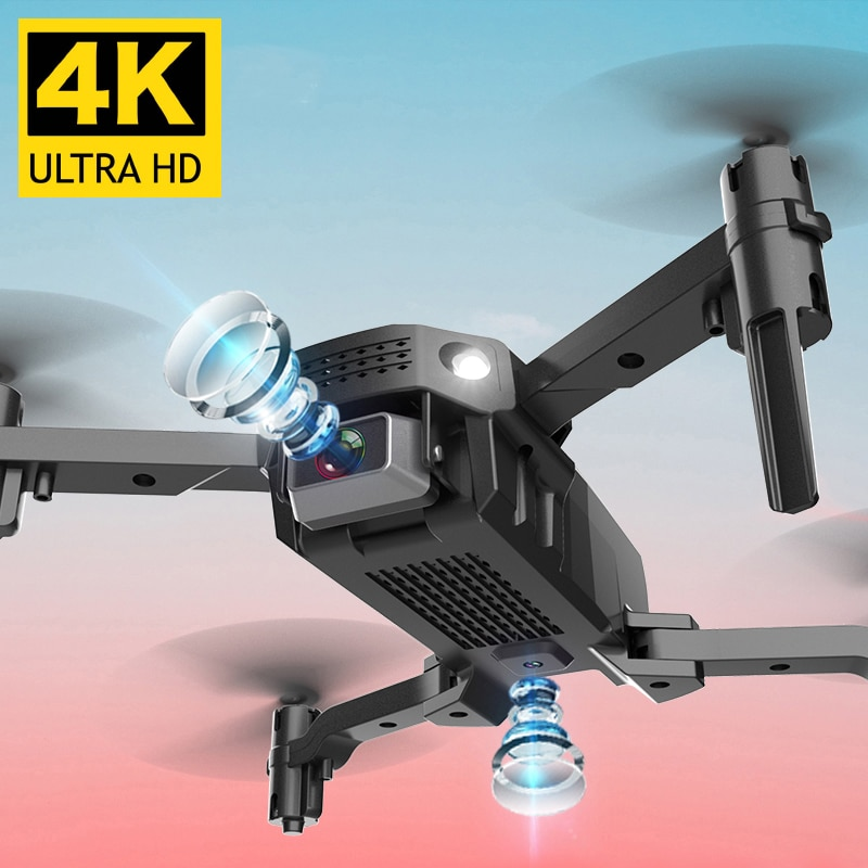 L6 Drone Dual Camera 4K Profession High Definition Hight Hold Aerial Photography Aircraft Wifi Mini Foldable Quadcopter