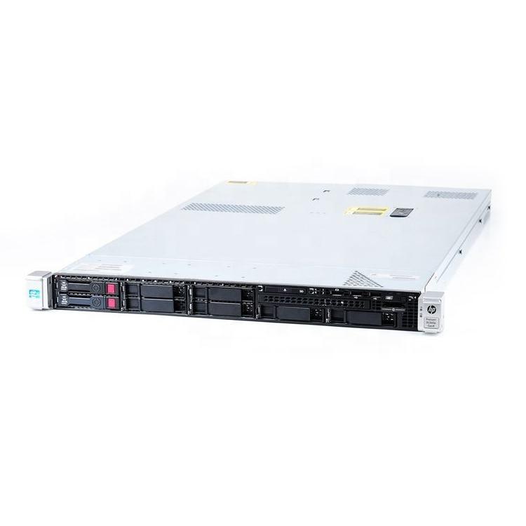 Hpe prolíant dl360p gen8 xeon E5-2670 64g 1u servidor de cremalheira