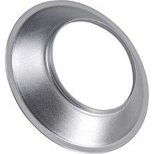 Godox 144mm diamètre vitesse anneau beauté plat adaptateur anneau pour Balcar montage lumières
