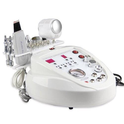2020 amazon equipamento do salão de beleza fornecimento de beleza 5 em 1 multifunções equipamento de cuidados com a pele facial para venda