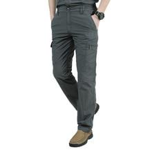 Mens Quick Dry Cargo Pants Army Military Elastic Breathable Trekking Waterproof Joggers Trousers Tactical Pants Men Sweatpants