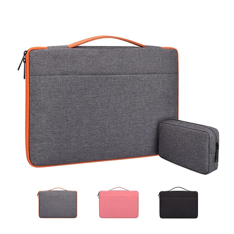 Funda protectora para bolso de portátil Ultrabook Notebook 13 14 15,6 pulgadas funda de transporte para Macbook Air Pro ASUS Acer Lenovo Dell