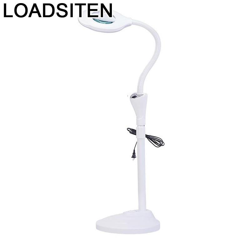 Lámpara De Pie Para salón De belleza, lámpara De Pie Para Lambón,...