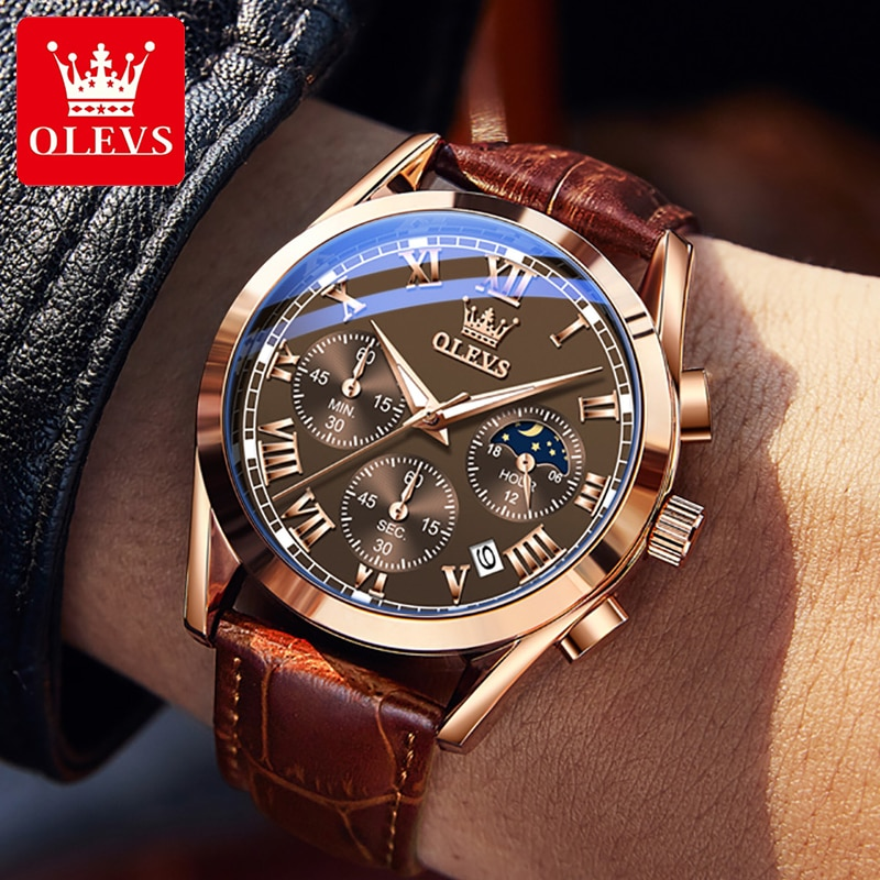 olevs-zegarki-meskie-men's-watches-2021-luxury-brand-leather-quartz-wrist-watch-for-men-orologio-uomo-man-watch-male-clock-gifts