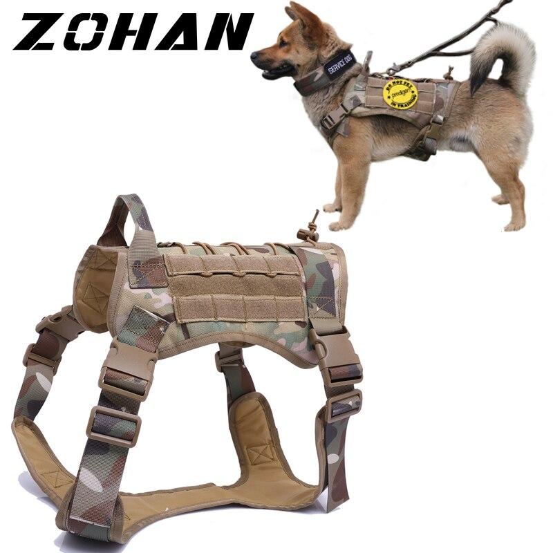 Chaleco táctico de nailon para perros de caza, novedad de 2020, M ~ XL, accesorios de ropa de caza, ropa táctica de policía de alta calidad