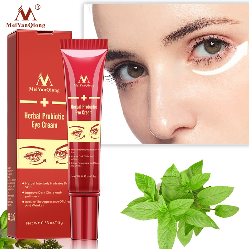 Natural Peptide Collagen Eye Cream Anti-Wrinkle Anti-Aging Hydrate Dry Skin Remove Dark Circles Eye Care Against Puffiness Bags