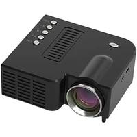 UC28 1080P Home Cinema Film Video Projecteur Mini PROJECTEUR LED Videoprojecteur Supporte la video 4K U Disque TF Carte STB