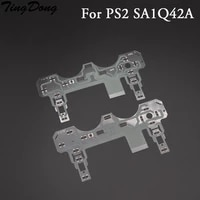 tingdong 20pcs sa1q42a conductive film for playstation 2 ps2 controller conductive film conducting film ribbon keypad flex cable