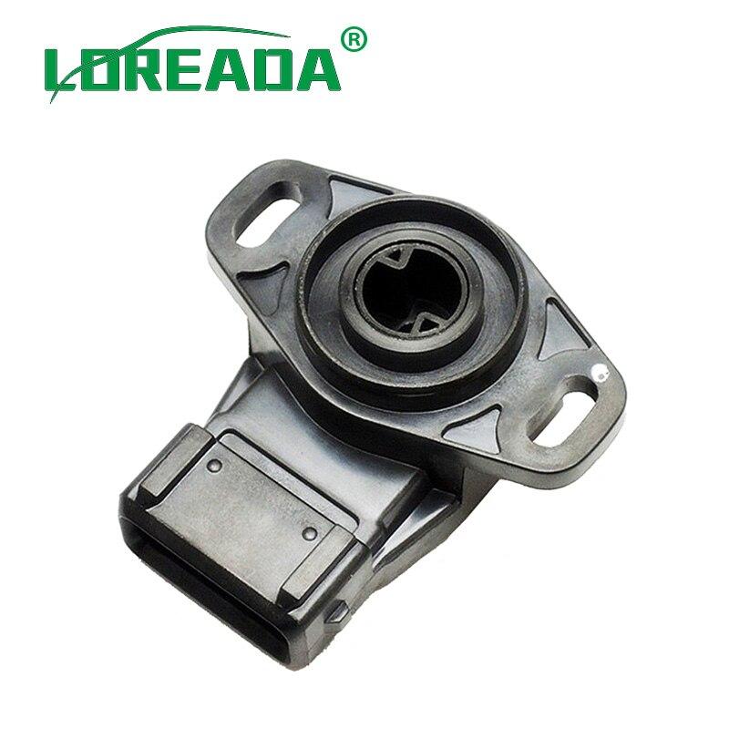 LOREADA MD628074 TPS Sensor de posición del acelerador TH404 5S5377 TPS4183 para Mitsubishi Lancer Outlander RVR Pajero IO Colt