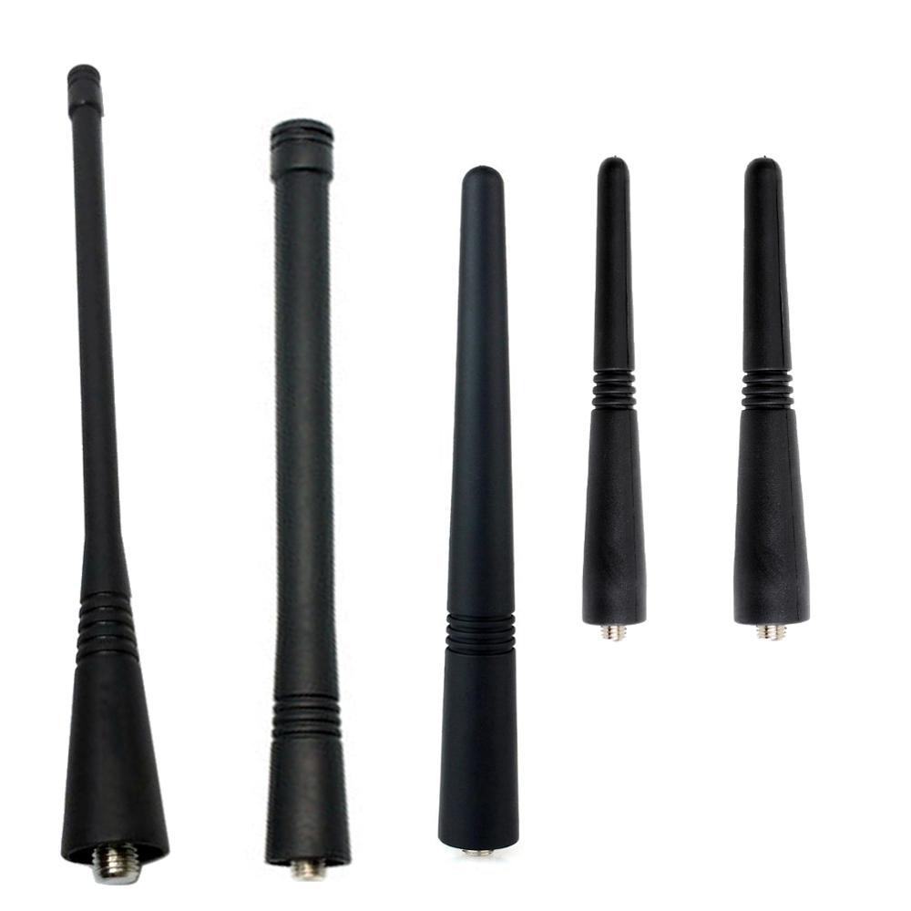 Antena de borracha uhf 136-174mhz do chicote de vhf 400-470mhz para motorolao gp300 gp88,gp88s,gp68,gp328,gp3188,gp338,gp340 etc walkie talkie