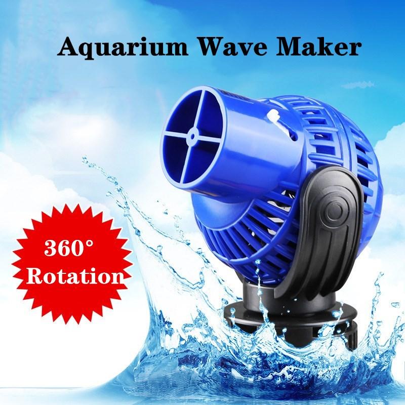 Sunsun البحرية حوض السمك موجة صانع مضخة توزيع رئيس الطاقة مع المغناطيس شفط قاعدة مضخة مياه للأسماك