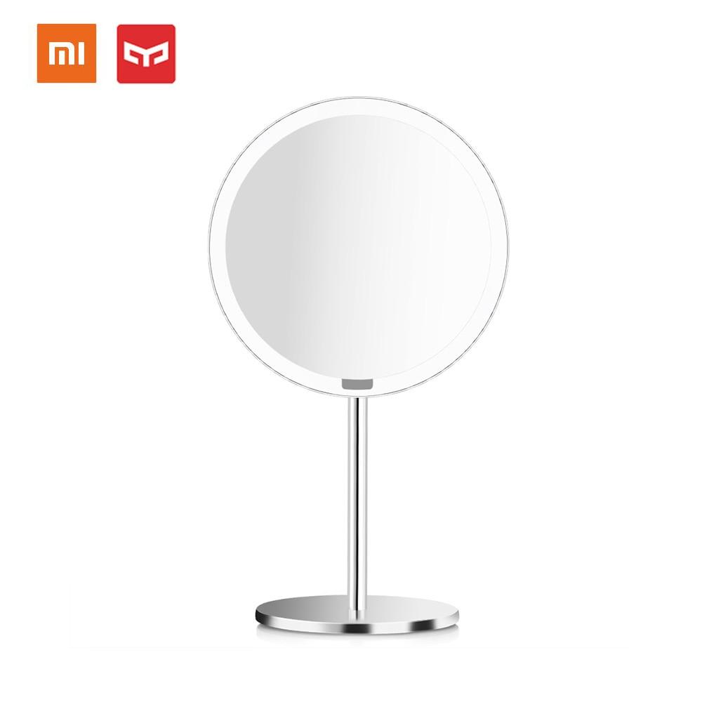 Xiaomi Yeelight Portable LED Makeup Mirror with Light Dimmable Smart Motion Sensor Night Light for Xiomi Smart Home womenMake up