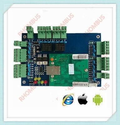 Navegador de 2 puertas TCP/IP, servidor B/S, iOS, Android, Apple, Control de...