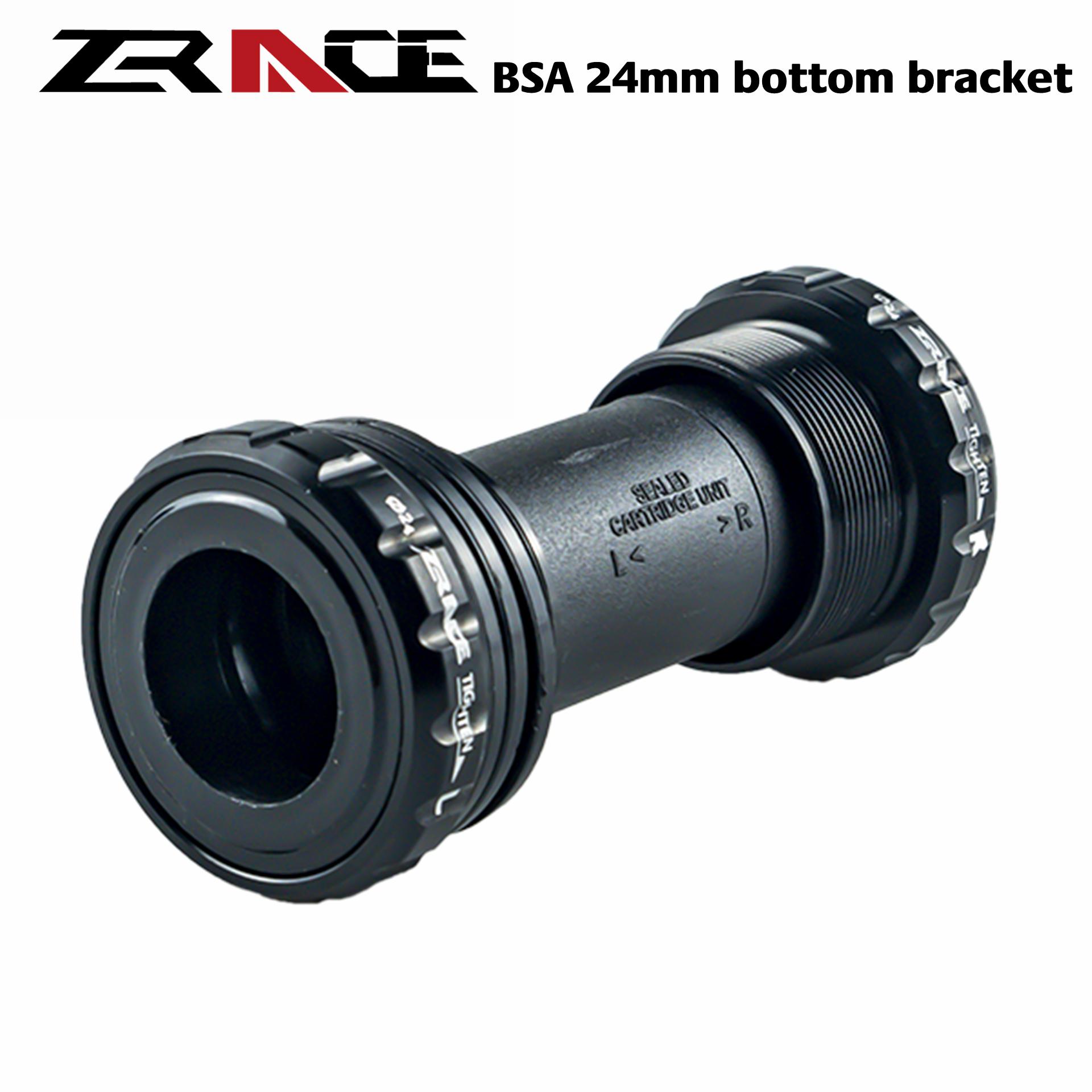 ZRACE BSA 24mm Bottom bracket Aluminum CNC, BB51 / BB52 / BB70