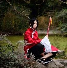 Poderes axis hetalia aph china cosplay traje tang terno superior calças cinto cos anime hetalia