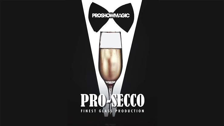 2019  Pro-Secco by Gary James  Magic Instructions  Magic trick недорого
