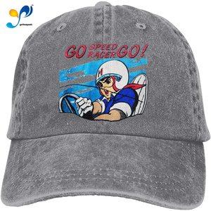Speed Racer Commemorate Casquette Cap Vintage Adjustable Unisex Baseball Hat