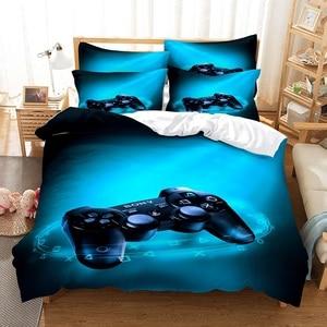 Game Handle Bedding Duvet Cover Set 3d Digital Printing Bed Linen Fashion Design Comforter Cover Bedding Sets Bed Set