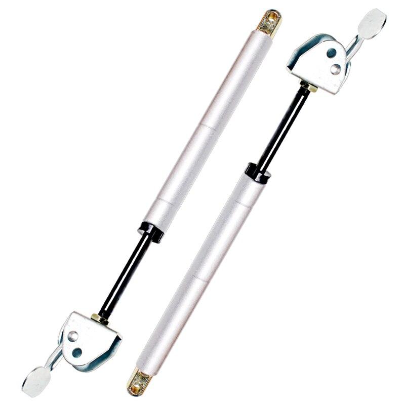 Puntal de gas con resorte bloqueable personalizado, 2 uds., según sus especificaciones, no incluye el cable y el interruptor