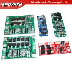 3S 10A 20A 25A 30A 40A литий-ионная литиевая батарея 18650 зарядное устройство PCB плата защиты BMS для электродвигателя Lipo Cell Module
