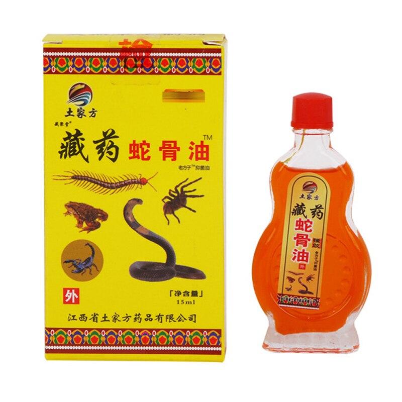Купить с кэшбэком 3pc Fast Effect Stop Pain Back Massage Snake Venom Body Cream Herbal Plaster Pain Relief Patch Medical Oil Scrub Bodys Treatment