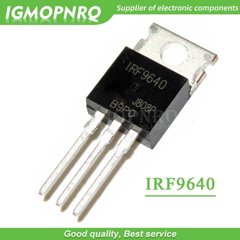 5 шт./лот IRF9640 IRF9640PBF TO-220 IC p-канальный патч-эффект
