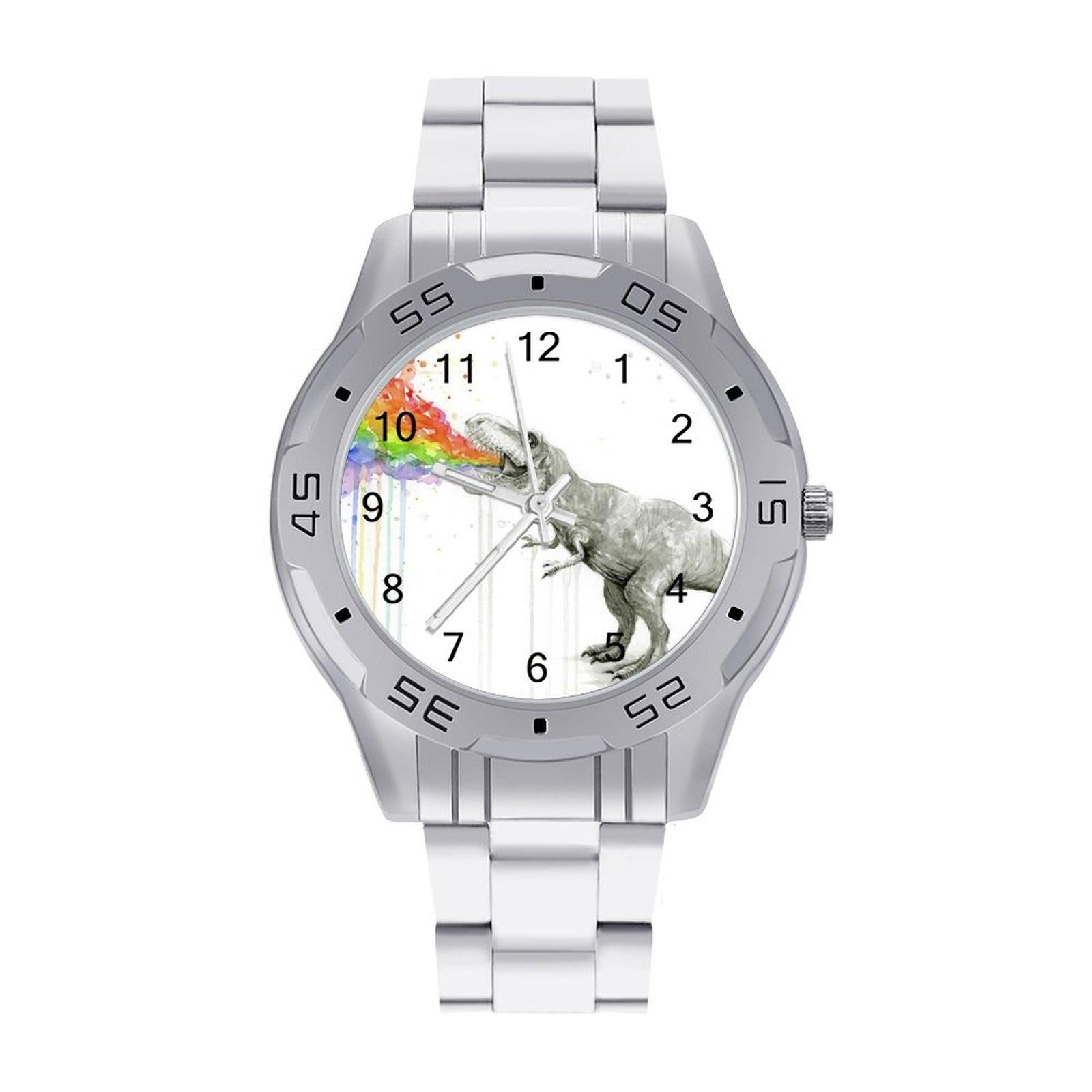 Кварцевые часы Dino, купить современные наручные часы, стальные женские наручные часы для домашнего фото