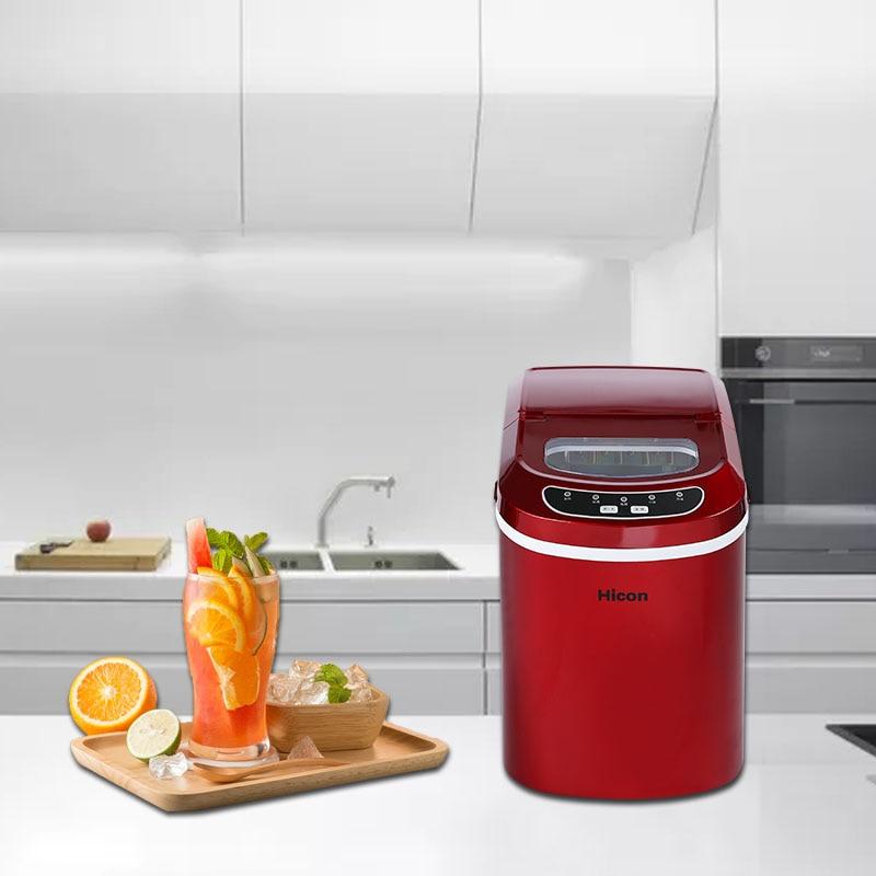 220V Home full automatic mini ice cream machine household ice cream maker 1.5L 140W Ice Cream Makers Машина для мороженого недорого