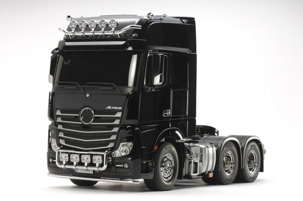 Tamiya 1/14 Rc camión Benz Actros 3363 6x4 56348 Tractor