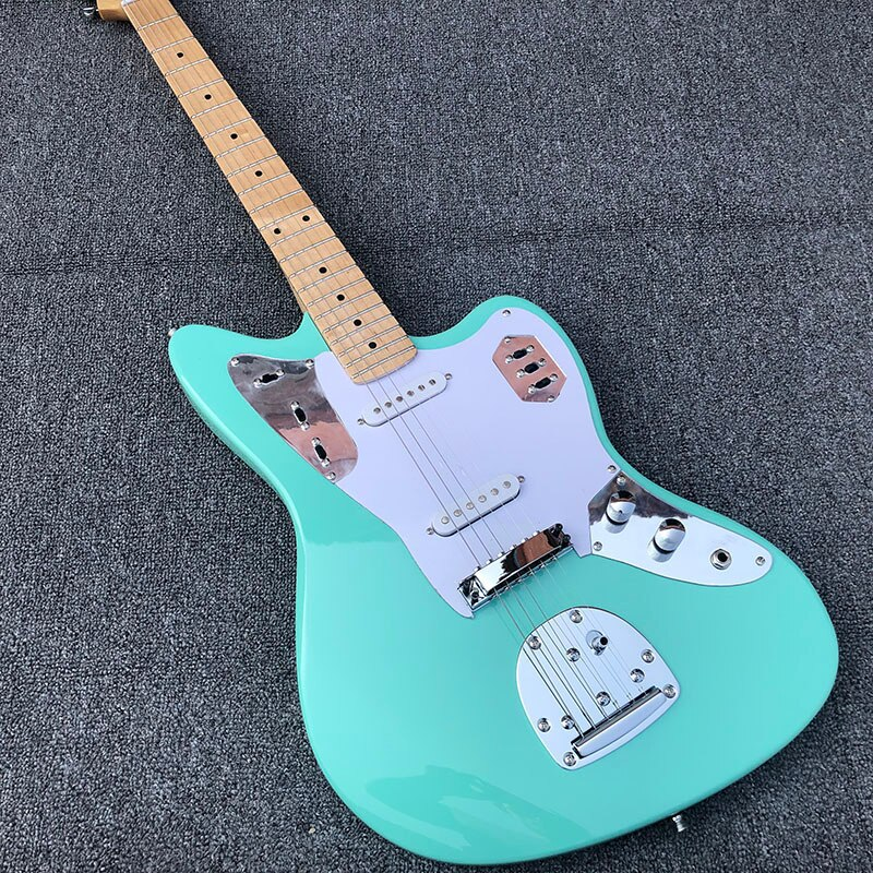 2019 High quality China electric guitar,jazz electric guitar,P90 pick-up,Custom electric guitar, free shipping