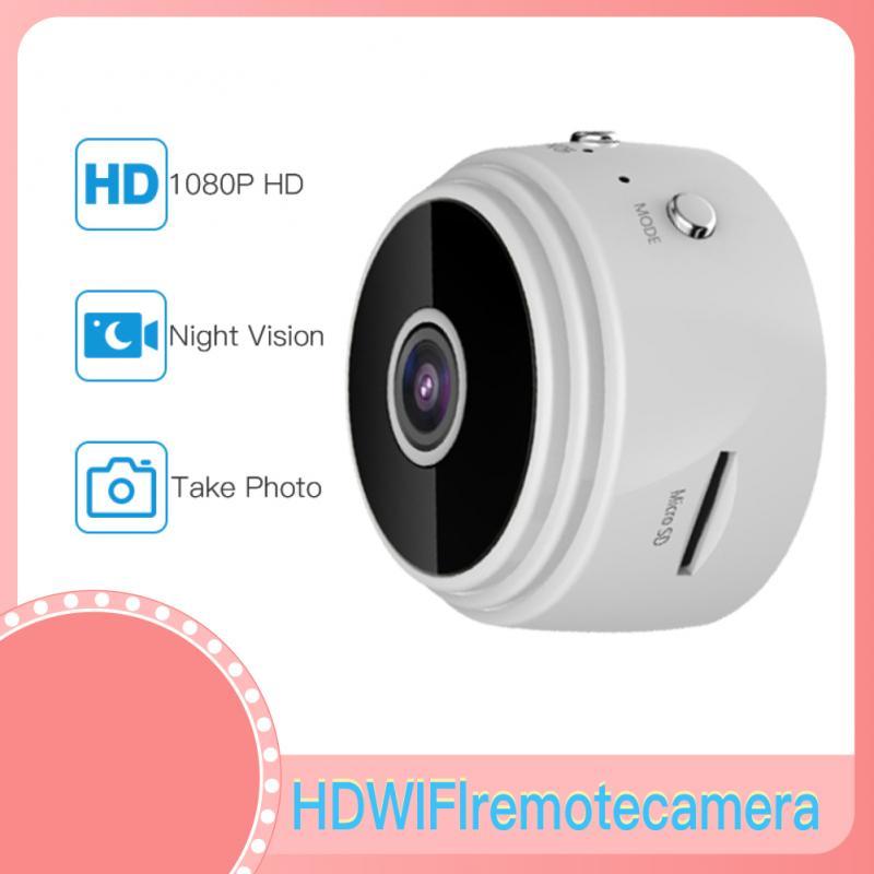 A9 Mini kamera 1080P mała kamera Wifi IP Mini kamera IR Night Vision mikro kamera wykrywanie ruchu wsparcie aplikacja na telefon